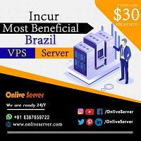Choose Brazil VPS Server with Wonderful Features by Onlive Server