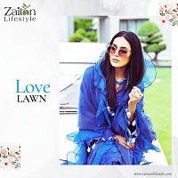 Pakistani Lawn Suits Online Shopping : Unstitched Lawn Suits Collection