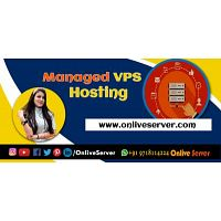 Maximize your Business with Managed VPS Hosting by Onlive Server