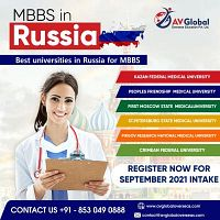 Study MBBS in Russia at Best Medical Universities