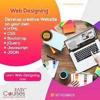 Easy Courses -  Learn Web Designing Course Online