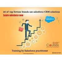 Online Certification Course for Salesforce Training